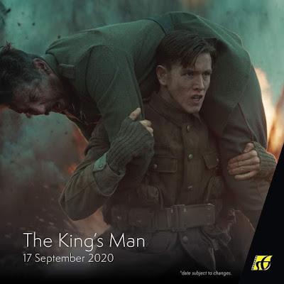 Filem Keluar Panggung Wayang 2020 | The King's Man (2020)