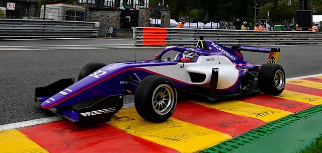 W Series Mexico GP 2021