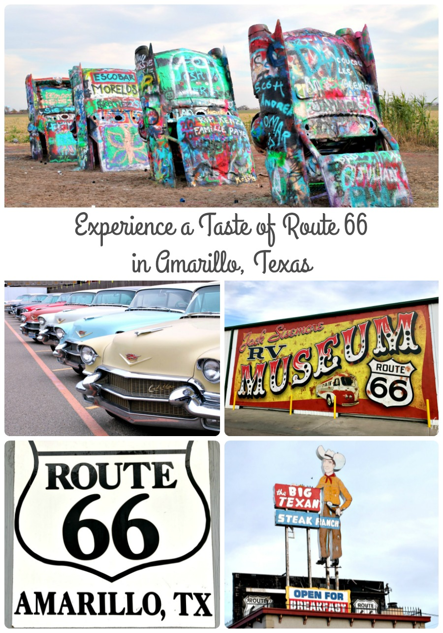 Frugal Foodie Mama: Experience a Taste of Route 66 in