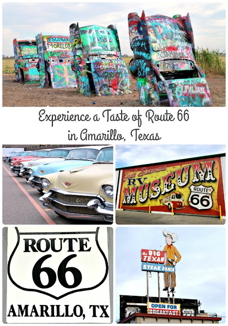 The city of Amarillo, Texas embodies the very essence & spirit of Route 66 with its quirky roadside stops & historical sites. The perfect destination for experiencing a taste of this iconic American highway!