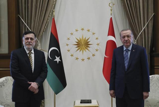 Η κυβέρνηση Σάρατζ απαιτεί την αποχώρηση Χαφτάρ από τη Σύρτη