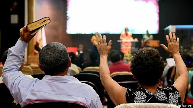 STF forma maioria para manter restrições a cultos religiosos presenciais na Pandemia