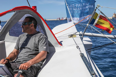 Lalou Roucayrol se lance dans The Race Around, tour du monde en Class40