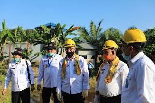 Penanaman Sebukit Pohon Durian di Lapas Kelas IIA Tarakan - Tarakan Info