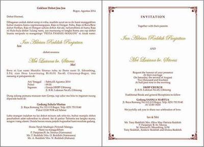 contoh undangan pernikahan kristen 9