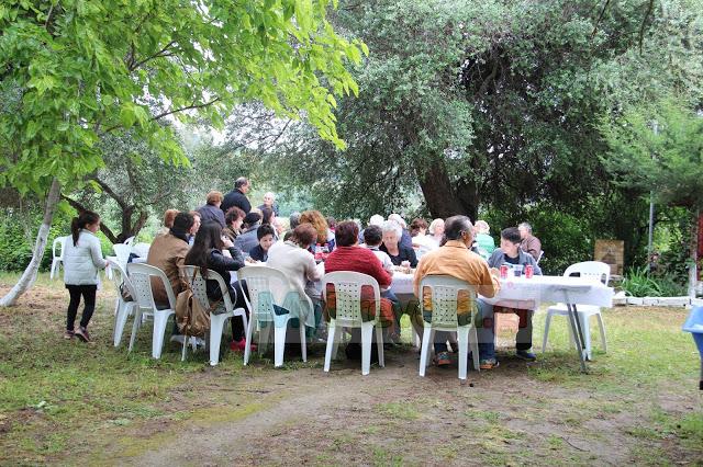 Πρέβεζα: Και φέτος το αντάμωμα των κατοίκων του Μύτικα, στον Αϊ Γιάννη Ριγανά, την Τρίτη του Πάσχα!