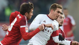 Video Gol Ingolstadt vs Bayern Munich 0-2 Bundes Liga Jerman