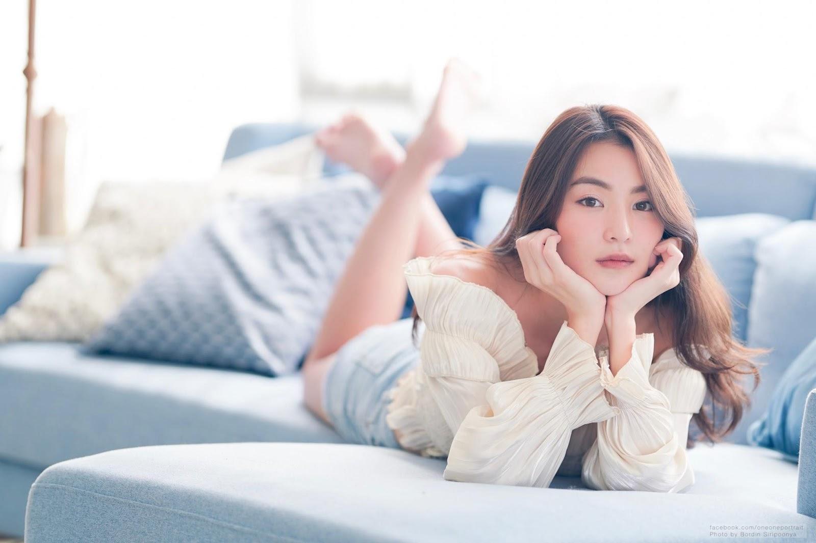 Beauty Thailand Kapook Phatchara vs Photo album Love you 3000 - Picture 9