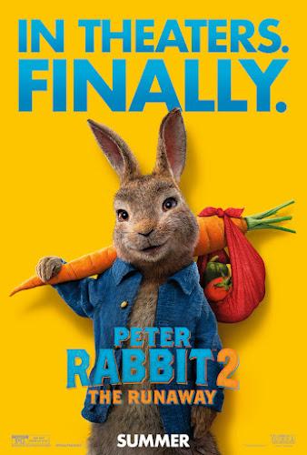 Peter Rabbit 2: The Runaway (BRRip 720p Español Latino) (2021)