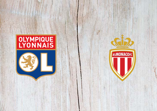 Olympique Lyonnais vs Monaco -Highlights 21 April 2021