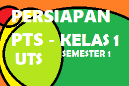 Soal PTS Kelas 1 SD Tema 1 Diriku Lengkap Dengan Kunci Jawaban
