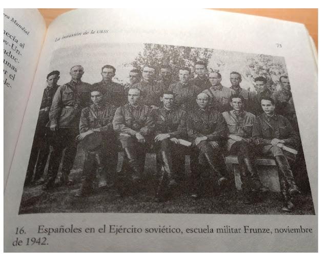 Españoles en la II Guerra Mundial