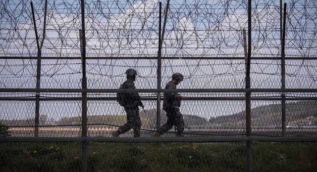 United Nations blames South Korea and North Korea for violating armistice in latest border firefight