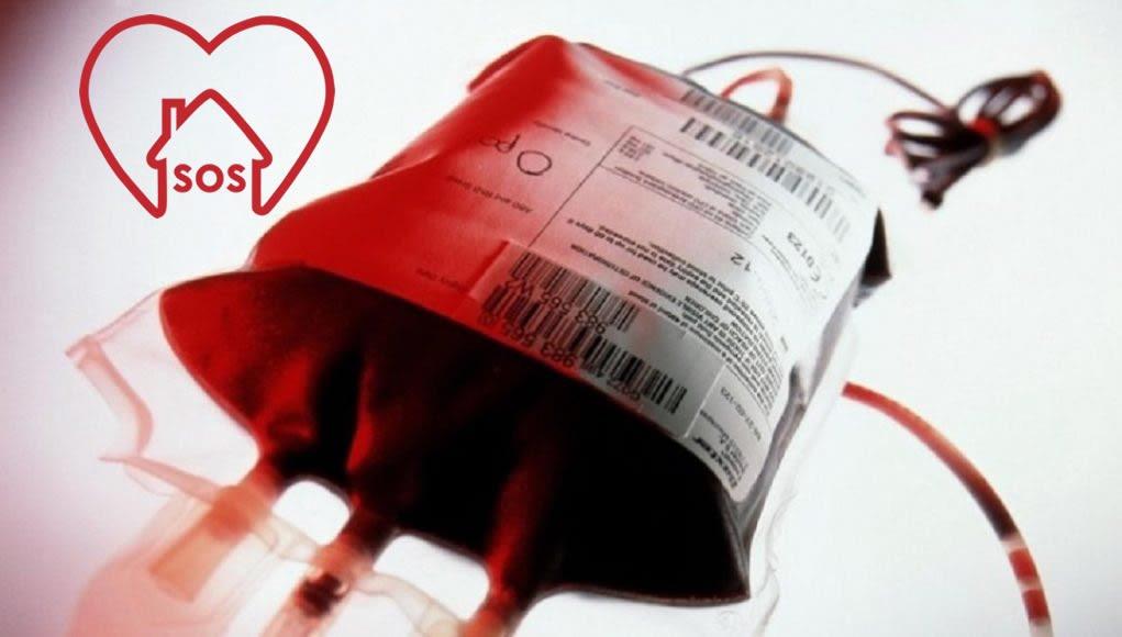 Εθελοντική αιμοδοσία απο την 3η Κοινότητα του Δήμου Λαρισαίων