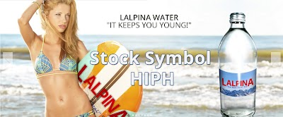 HIPH - L'Alpina Artesian 9.4 pH Water - American Premium Water Corporation
