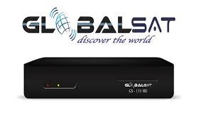 GLOBALSAT GS 111 / GS 111 PLUS ATUALIZAÇÃO V 4.09 - 30/06/2017