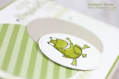 Stampinup; Stampin' Up!; Saleabration; Froschkönig; Wunscherfüller; Stampinup Gutscheine; Bloghop; Stempelnd durchs Jahr; Stempel-Biene;