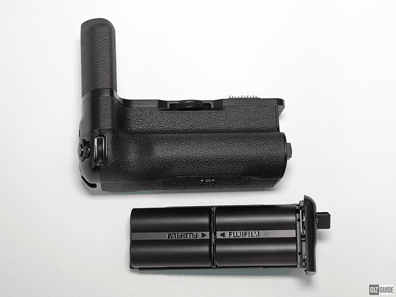 the new Vertical grip VG-XT4