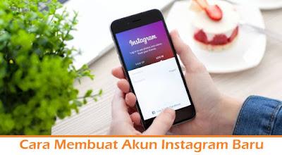 Cara Membuat Akun Instagram Baru (Termudah.com)
