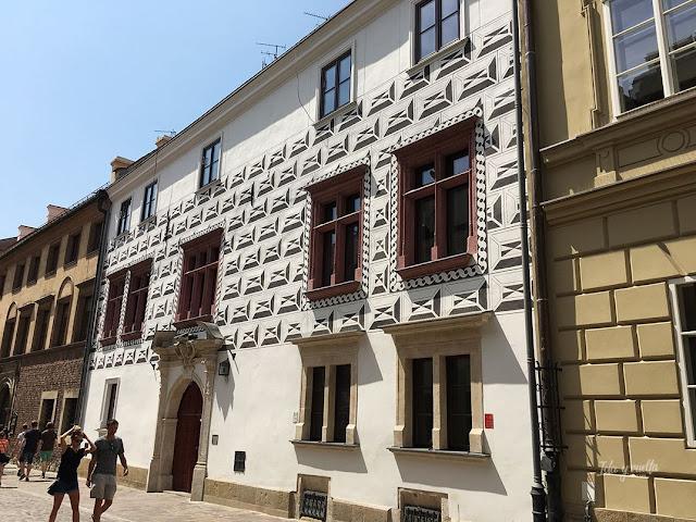Cracovia fotos Kanonizka