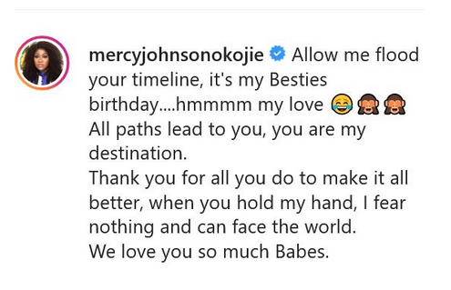 See How Mercy Johnson Said to Celebrate Her Husband on His Birthday