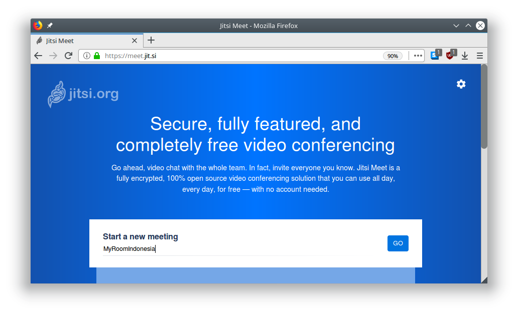 Free Video Conferencing Software for Web & Mobile   Jitsi