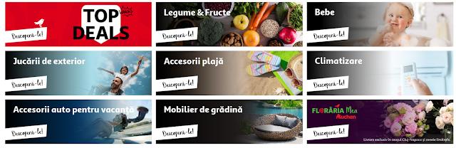 Auchan Top Deals Iunie 2020