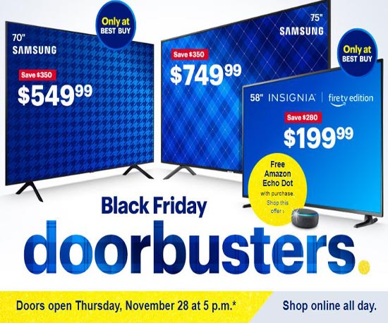 Best Buy Black Friday 2019 Ad - Stunning Deals and Discounts