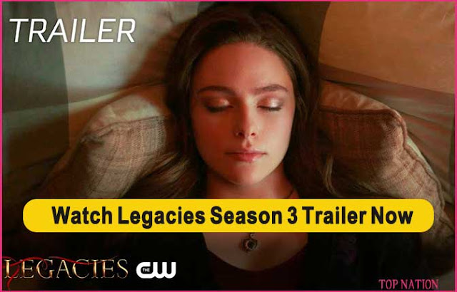 Legacies Season 3 Trailer | We're Not Worthy | The CW