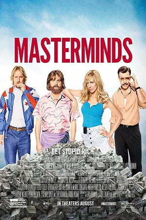 Watch Online Free Masterminds (2016) Full Hindi Dual Audio Movie Download 480p 720p Bluray