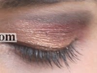 EOTD: Smoky eye makeup with Sleek iDivine Sunset Eyeshadow Palette