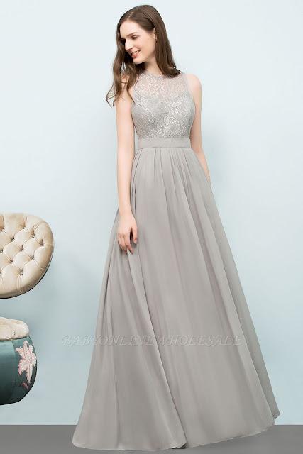 Vestido Longo para Madrinha de Casamento