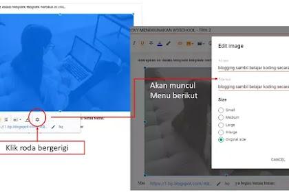 Cara blogging modern, menyertakan gambar dan video ke dalam konten tulisan