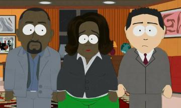 South Park Episodio 10x05 Un millón de fibritas