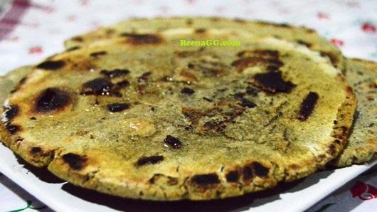 Image result for bajre di roti