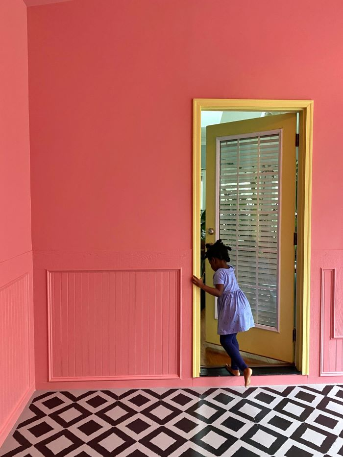 Our Porch Refresh: The Power Of Paint-designaddictmom