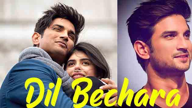 Dil Bechara Movie | Review,Cast,release Date,Songs,Trailer