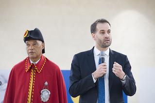 Antonio Hodgers, président du Conseil d'Etat