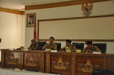 Gubernur Ridho Minta Persiapan Maksimal Dalam Menghadapi MTQ ke-27 di Medan