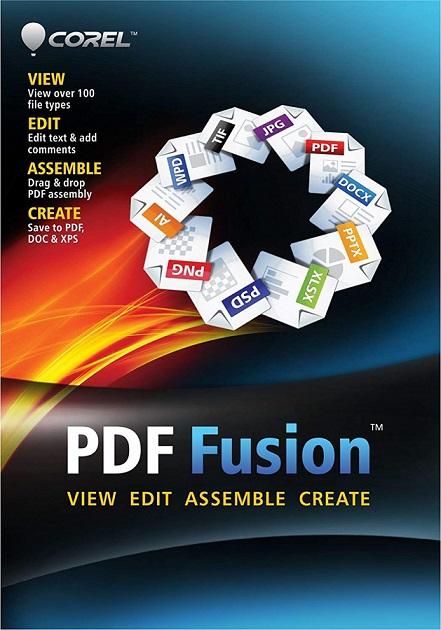 Corel PDF Fusion v1.14 + Ativador Download Grátis