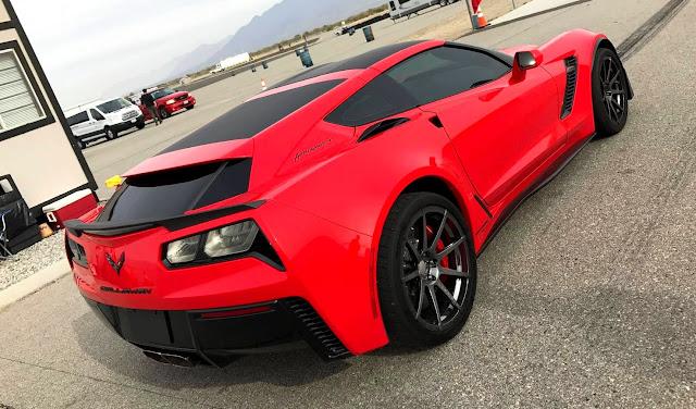 Chevroler Corvette Callaway aerowagen