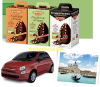 """Concorso Pasqua con NOVI """"Eccellenze Italiane"""" : come puoi vincere weekend e 1 Fiat 500"""