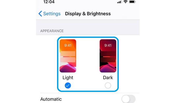 Cara Aktifkan Dark Mode Instagram di iOS 13