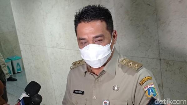 Wagub DKI Jawab Kritik 'Makam Tutup tapi Mal Buka'