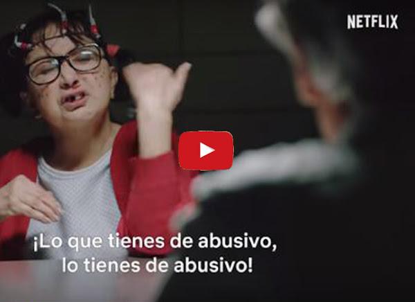 La Chilindrina en un terrorífico trailer de Netflix