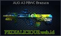 AUG A3 PBWC Brazuca