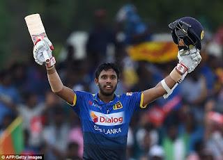 Kusal Mendis 102 - Sri Lanka vs Bangladesh 2nd ODI 2017 Highlights