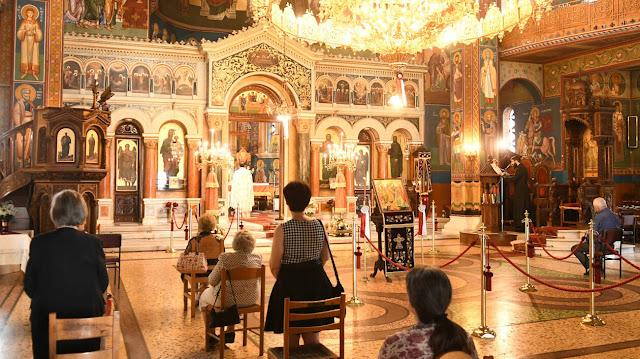 Θεσπρωτία: Μέχρι 21 Αυγούστου τα περιοριστικά μέτρα στους ναούς και της Θεσπρωτίας