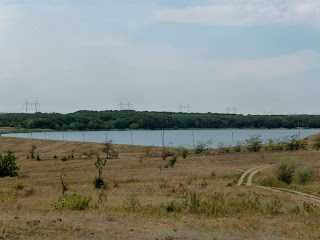 Клебан-Бык. Дорога на водохранилище