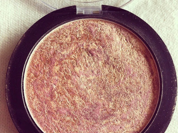 Marbleized Powder Blush